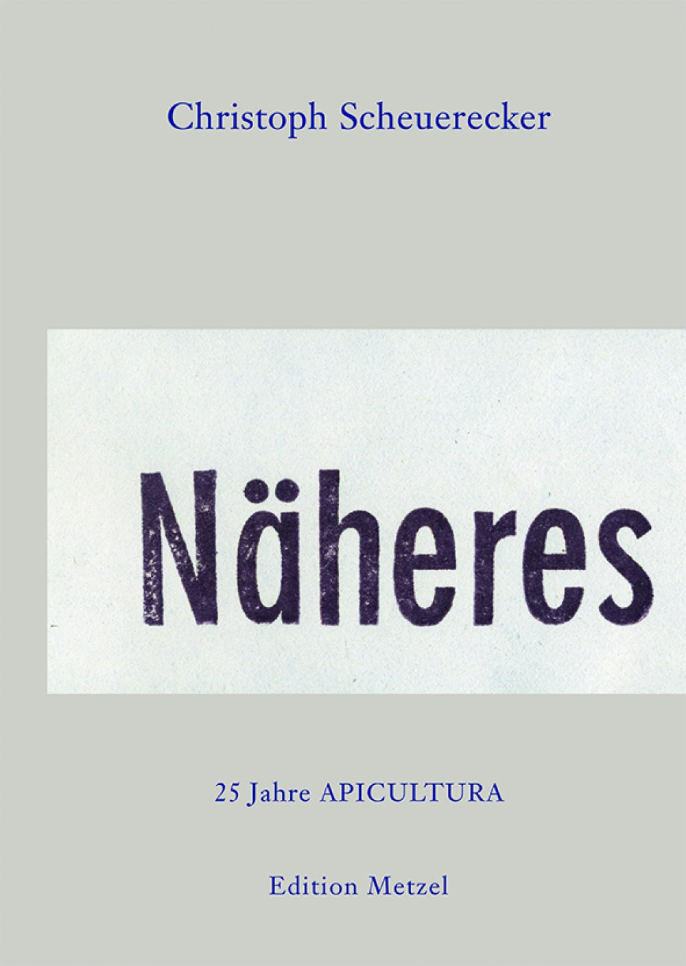 cover: Näheres
