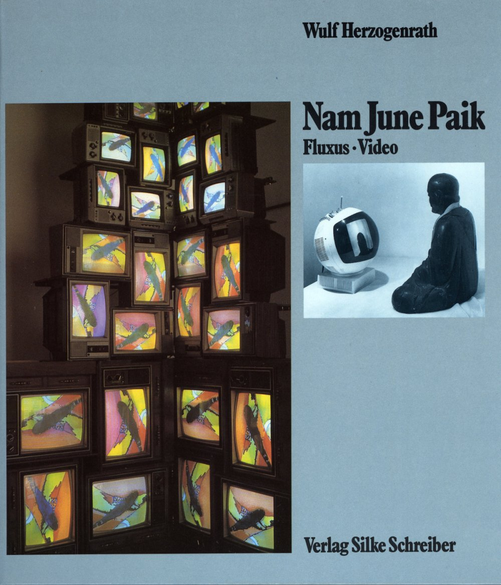 cover: Nam June Paik