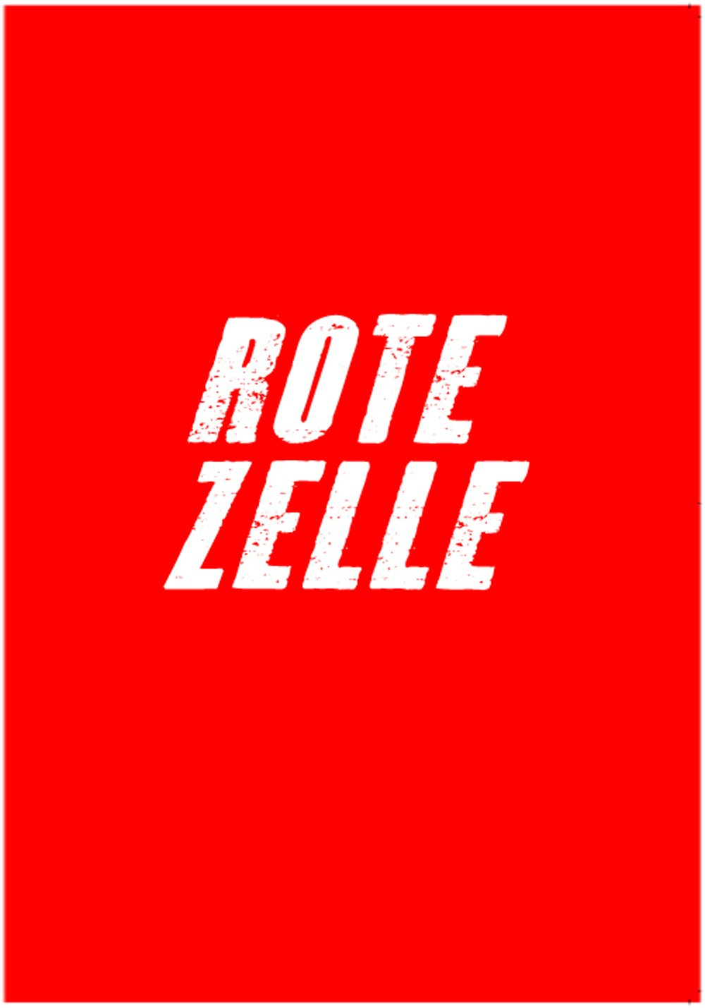 cover: ROTE ZELLE