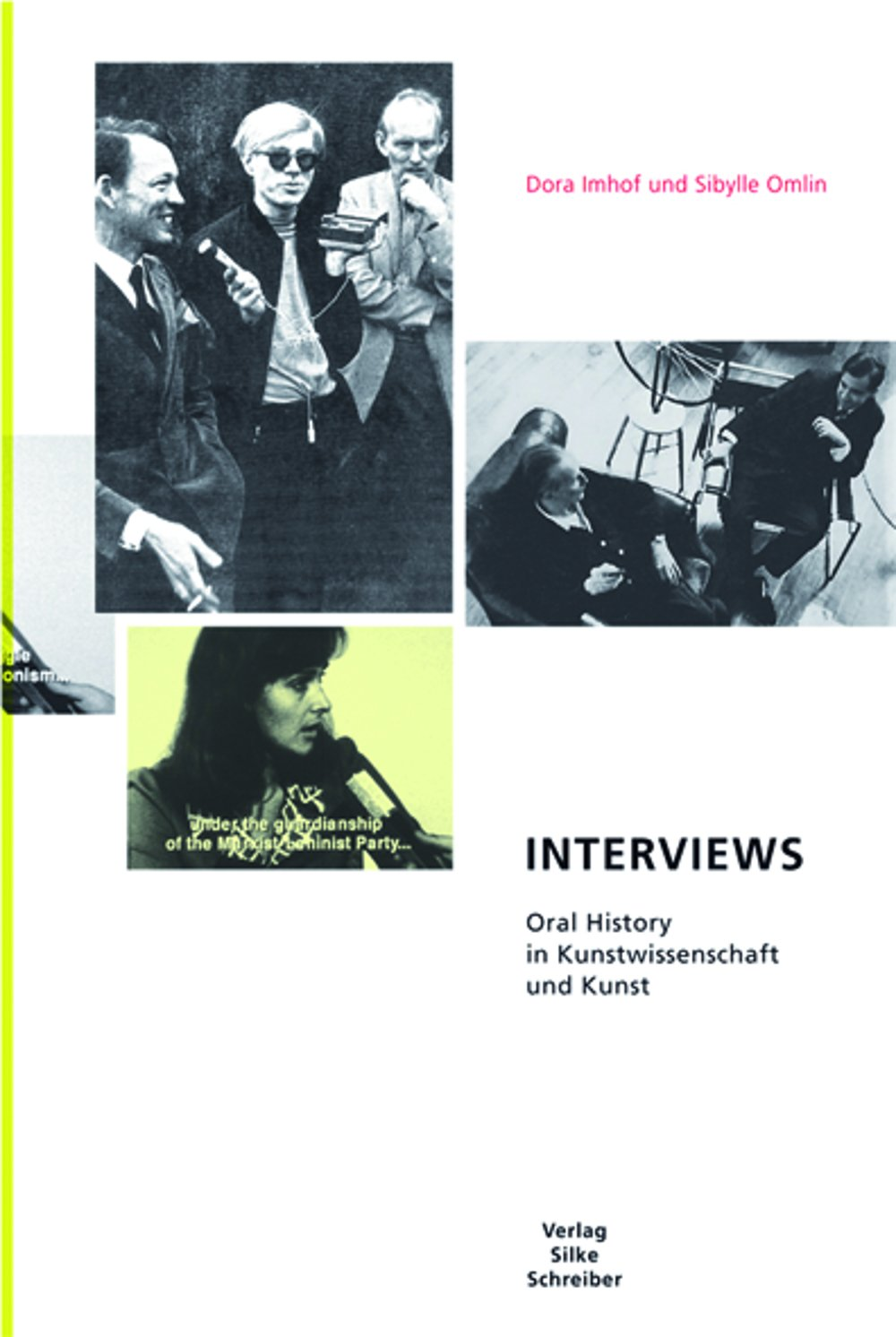 cover: INTERVIEWS