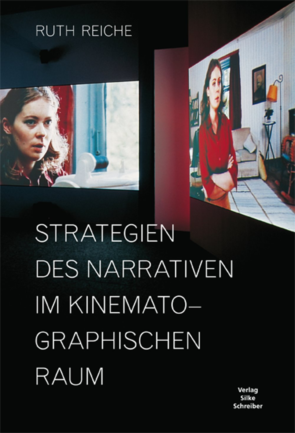 cover: Strategien des Narrativen im kinematographischen Raum